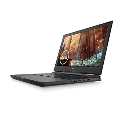 Dell ゲーミングノートパソコン G7 15 7588 Core i7 ブラック 19Q12B/Windows10/15.6FHD/8GB/128GB SSD+1TB HDD/GTX1050Ti