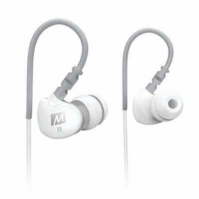 MEE audio M6 WHITE SPORT-FI インイヤー イヤホン