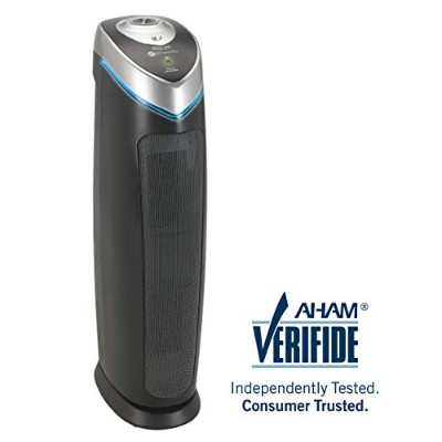 空気清浄機  GermGuardian AC5000E 3-in-1 Air Cleaning System with True HEPA Filter, UV-C and Odor...