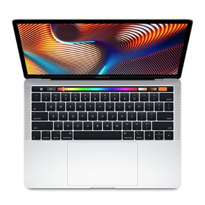 Apple 13インチ MacBook Pro Touch Bar|第8世代 2.3GHz クアッドコア Intel Core i5|512GB|シルバー|MR9V2J/A