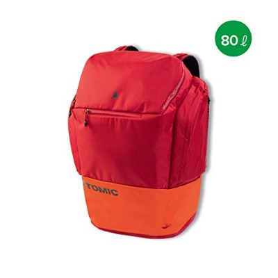 ATOMIC(アトミック) スキーバッグ・ブーツバッグ RS PACK 80L (RS パック 80L) AL5037310 Red/BRIGHT RED F