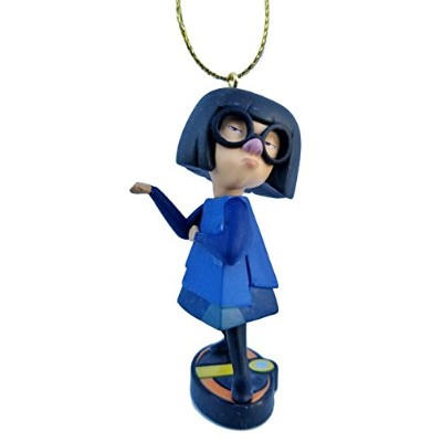 Edna ModeからMr。インクレディブル2Figurine HolidayクリスマスTree Ornament–Limited Availability–新しいfor 2018