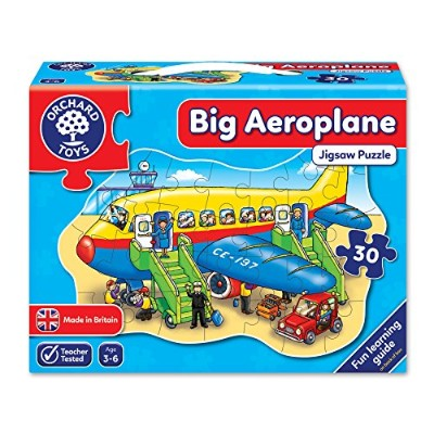 Orchard Toys Big Aeroplane