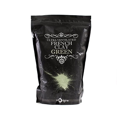 Green Ultra Ventilated French Clay - 1Kg