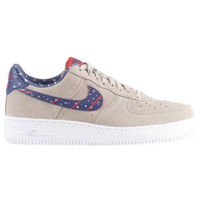 (取寄)ナイキ メンズ スニーカー エアフォース1 ロー Nike Men's Air Force 1 Low Moon Particle Neutral Indigo White...