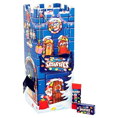 Nestlé Smarties Milk Chocolate 3D Advent Calendar 227g