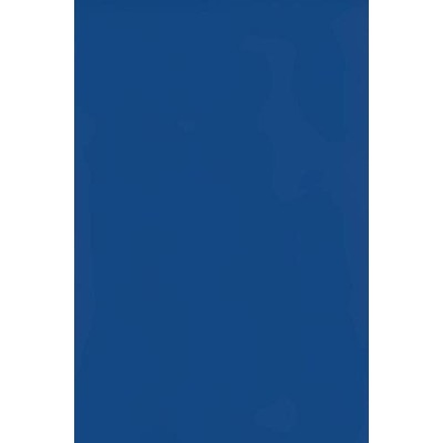 Galaxy Heavyweight Vinyl Tablecloth, 60-Inch Round, Royal Blue [Kitchen] by Fairfax Collection