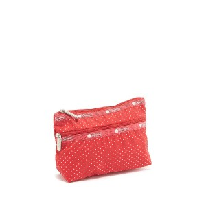 LeSportsac COSMETIC CLUTCH○7105E129 Apple seeds メイクアップ