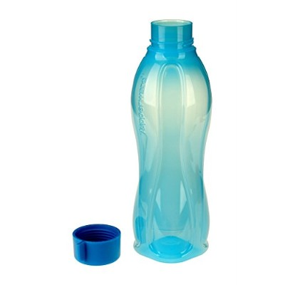 Tupperware Large Eco水ボトル36-oz。/ 1 L容量
