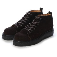 ディガウト DIGOUT PETE (Rubber Sole Monkey Boots) (DARK BROWN) メンズ