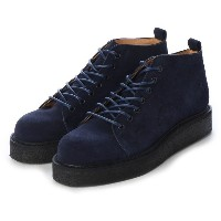 ディガウト DIGOUT PETE (Rubber Sole Monkey Boots) (NAVY) メンズ