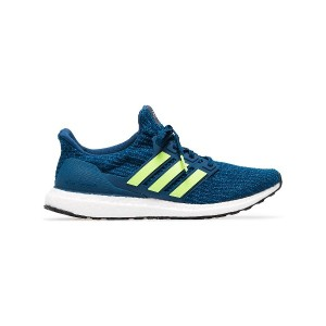 Adidas blue Ultraboost low top sneakers - ブルー