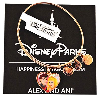 Aurora and Prince Phillipバングルby Alex and Ani
