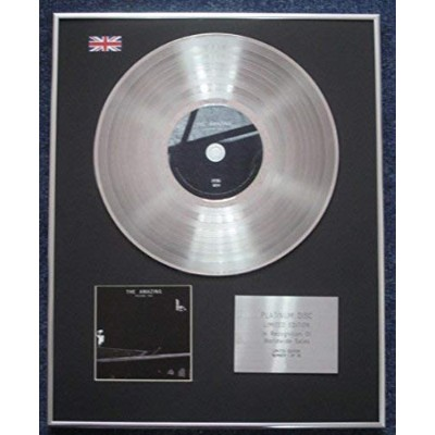 The Amazing- Limited Edition CD Platinum LP Disc - Picture You