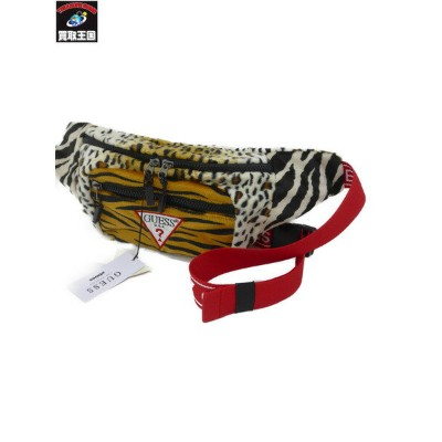 Guess×atoms fanny pack 60個限定【中古】