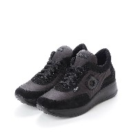AGILE BY RUCOLINE 1304 A SNEAKERS○AG1165BW00748 Nero コンフォート
