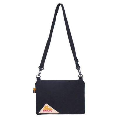 KELTY(ケルティ) VINTAGE FLAT POUCH S Black 2592144