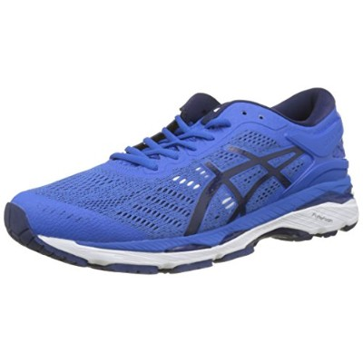 Asics GEL-Kayano [T749N-4549] Men Running Shoes Blue/Navy