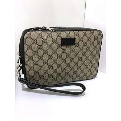 GUCCI【グッチ】450949 セカンドバッグ 18-5167 USED-A