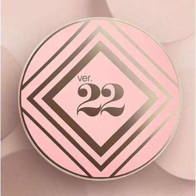 Ver.22 Chosungah C&T VVIG Cushion 25g SPF50+/PA++++ (1号ライトベージュ) [並行輸入品]