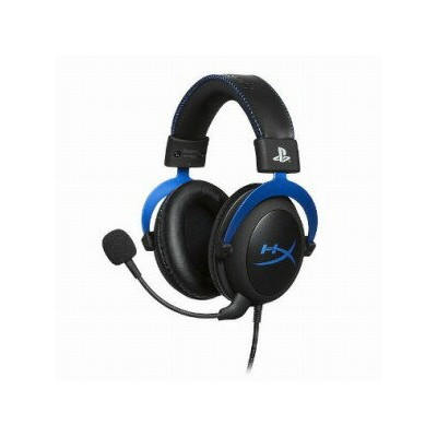 Kingston HyperX Cloud Gaming Headset for PS4 HX−HSCLS−BL/AS