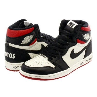 NIKE AIR JORDAN 1 RETRO HIGH OG 【NOT FOR RESALE】 ナイキ エア ジョーダン 1 レトロ ハイ OG SAIL/BLACK/VARSITY RED...