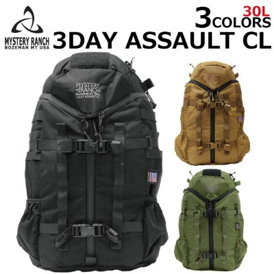 MYSTERY RANCH ミステリーランチ 3Day Assault CL スリーデイアサルト バックパックリュック リュックサック バッグ メンズ ミリタリー 30L B4プレゼント ギフト...