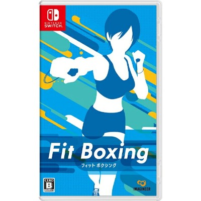 【Switch】Fit Boxing あす楽対応