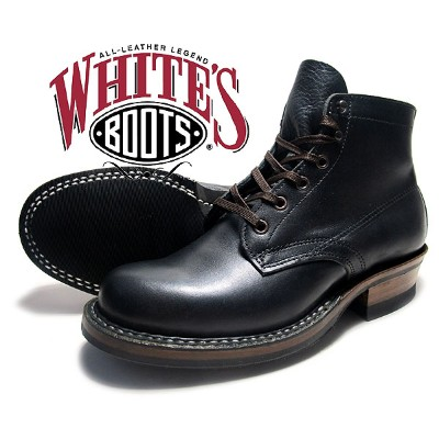 お得な割引クーポン発行中!!【あす楽 対応!!】【2332W】 WHITE'S BOOTS 5 INCH SEMI-DRESS BOOTS blk dress made in U.S.A.