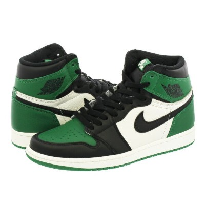 NIKE AIR JORDAN 1 RETRO HIGH OG ナイキ エア ジョーダン 1 レトロ ハイ OG PINE GREEN/BLACK/SAIL 555088-302
