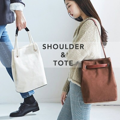 【10%OFFクーポン付】2WAY BAG ショルダーバッグ トートバッグ デイリー マルチバッグ ithinkso SHOULDER & TOTE _ CANVAS キャンバス 通勤 通学...