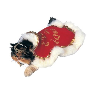 Rubies Costume Halloween Classics Collection Pet Costume, Queen, Small by Rubie's