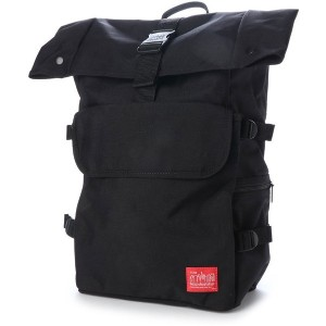 マンハッタンポーテージ Manhattan Portage 35TH ANNIVERSARY MODEL Big Apple Backpack (Black) レディース メンズ