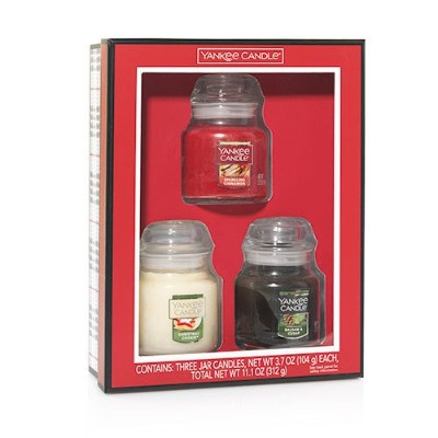 Yankee Candle HolidayギフトセットSmall Jars