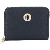 レディース TOMMY HILFIGER TH CORE COMPACT ZA W 財布  ダークブルー