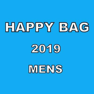 HAPPY BAG 2019 SUMMER / Acoustics メンズ福袋