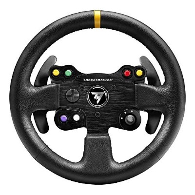 Thrustmaster TM Leather 28 GT Wheel Add-On(PC / PS3 / Xbox One / PS4) ステアリングホイール KB344 4060057