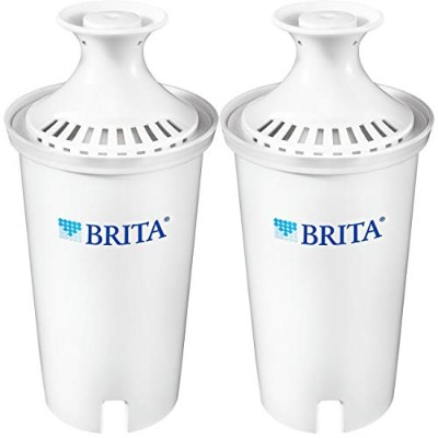 Brita Pitcher, Water Replacement Filters, 2 Count by Brita Replacement Filters
