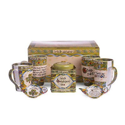 The Official Irish Four Cup Tea Set