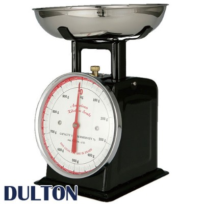 DULTON ダルトン 『アメリカンキッチンスケール AMERICAN KITCHEN SCALE』 キッチンスケール はかり|計り|量り|軽量器|クッキングスケール 製菓道具 調理 料理 台所...