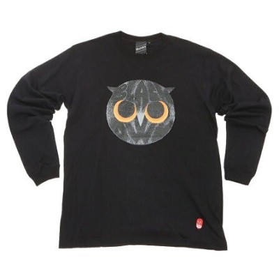 【SALE/10%OFF】BEAMS T 【SPECIAL PRICE】BLACK HUMOURS by Jody Barton / Bird Long Sleeve Tee ビームスT カットソー...