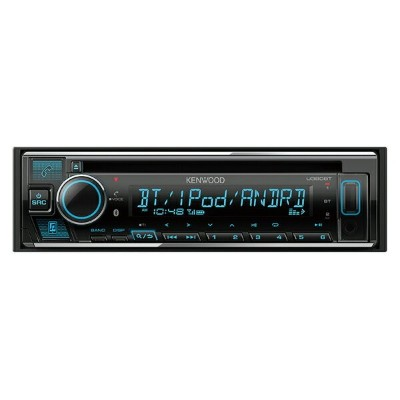 U380BT ケンウッド CD/USB/iPod/Bluetoothレシーバー1DIN KENWOOD