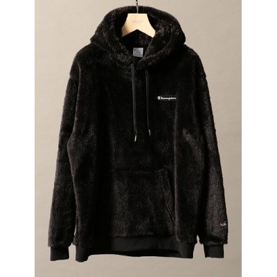 【SALE/40%OFF】BEAUTY & YOUTH UNITED ARROWS 【別注】  CHAMPION(チャンピオン)  SHERPA FLEECE PARKA/シェルパフリース...