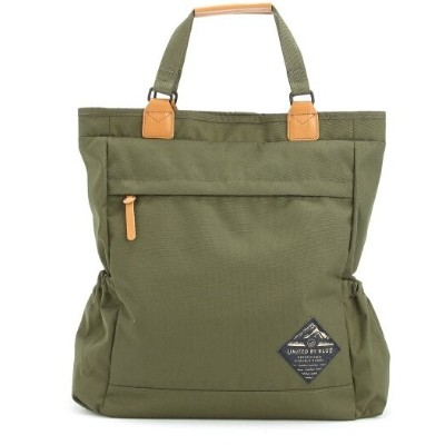 United By Blue United By Blue/(U)SUMMIT CONVERTIBLE TOTE ユナイテッドバイブルー バッグ トートバッグ グリーン【送料無料】
