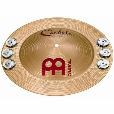 MEINL CA14PJB Candela/Jingle Bell Effect Cymbal 0840553002300【納期目安:追って連絡】