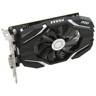MSI エムエスアイ グラフィックボード NVIDIA GeForce GTX 1050搭載 PCI-Express MSI GeForce GTX 1050 2G OC[2GB/GeForce...