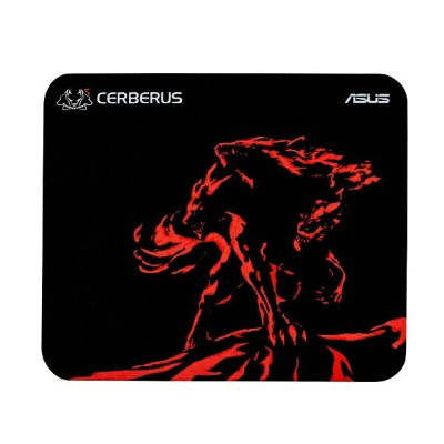 ASUS エイスース CERBERUS Mat MINI RED ゲーミングマウスパッド Cerberus Mat Gaming Mouse Pad Series レッド[CERBERUSMATMIN...