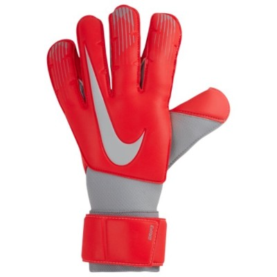 ナイキ Nike ユニセックス サッカー グローブ【Grip 3 Goalkeeper Gloves】Light Crimson/Wolf Grey/Pure Platinum
