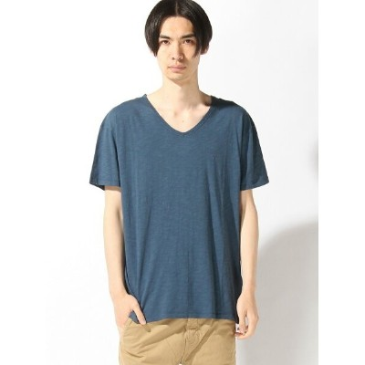 【SALE/40%OFF】nudie jeans nudie jeans/(M)Lasse_SS-Tシャツ ヌーディージーンズ / フランクリンアンドマーシャル カットソー Tシャツ ブラック...