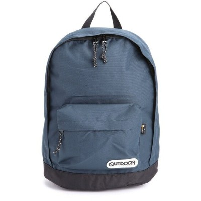 OUTDOOR PRODUCTS (U)2Tone Backpack アウトドアプロダクツ バッグ リュック/バックパック ブラック グレー【送料無料】
